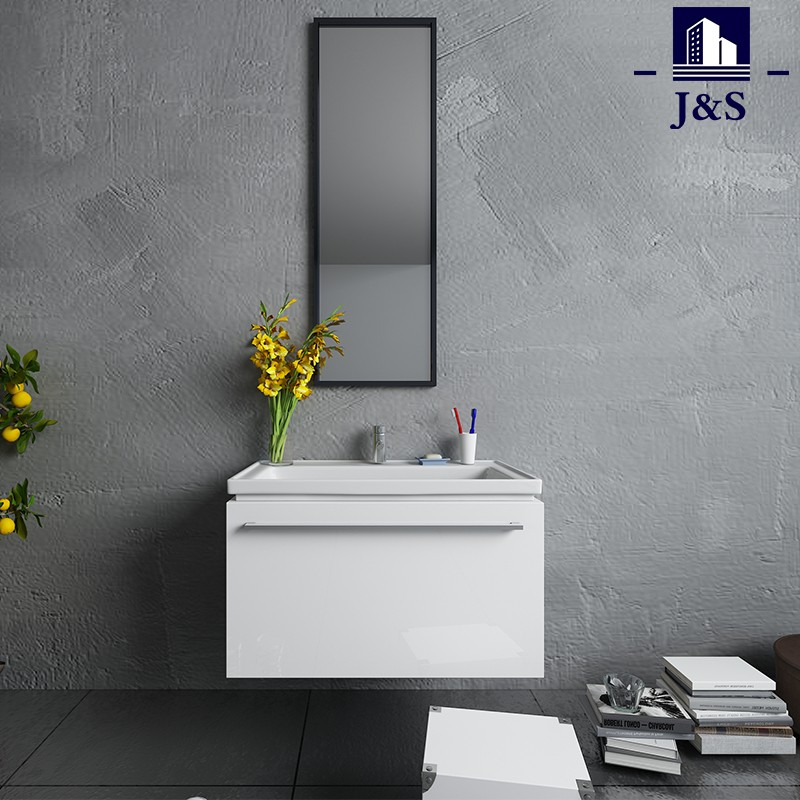 White Small Bathroom Vanity Cabinets With Tops