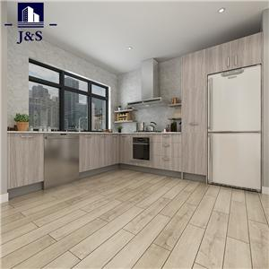 Cheap Comtemporary Ready Made Kitchen Cabinets