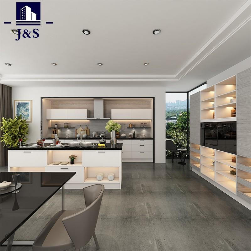 armadio da cucina di lusso