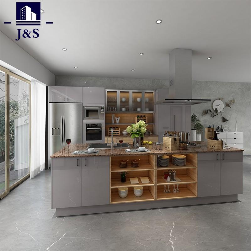 Custom Made Modular Replacing Kitchen Cabinet
