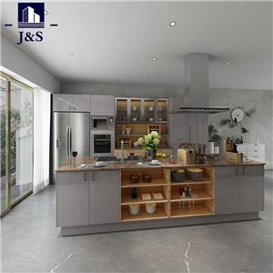 Custom Made Modular Replacing Kitchen Cabinet