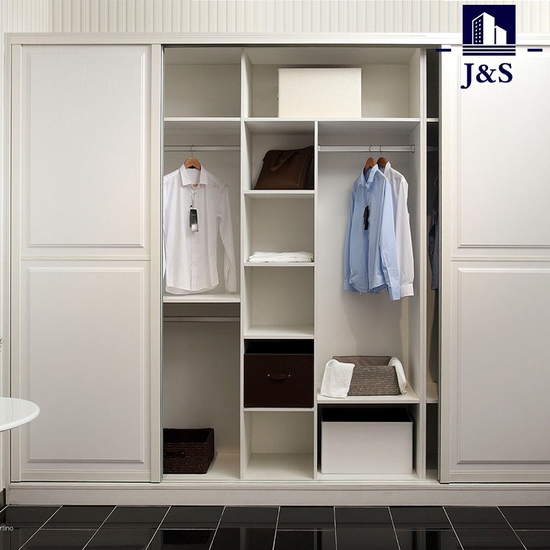 Ready Made Free Standing Wardrobe Closet And Armoires