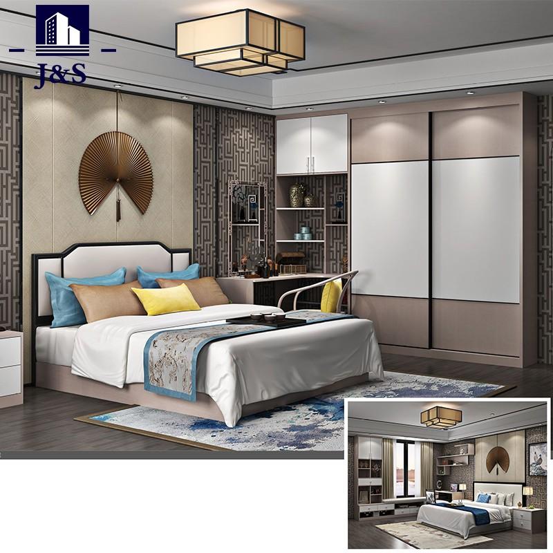 Wooden Bedroom Clothes Wardrobe Closet Buy Online