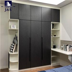 Coat Storage Bedroom Mirrored Armoire Wardrobe Closet