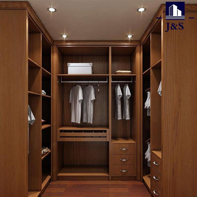 Dibina Dalam Walk In Closet Pelan Wardrobe Dan Idea