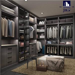 Custom Built Bedroom Furniture Walk In Closet Deisgn