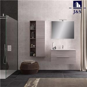 Home Small Ensuit Half Bath Sink Vanity Combo