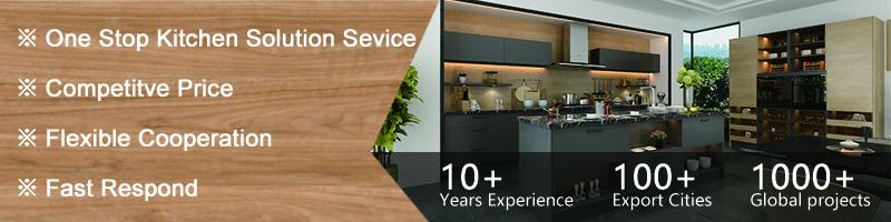 China shaker kitchen cabinets