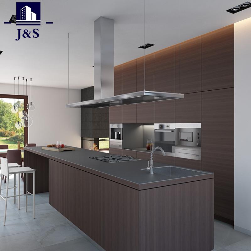 China pine kitchen cabinet
