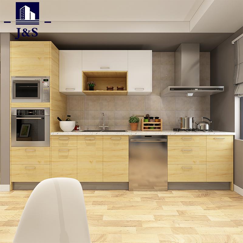 cherry kitchen cabinet