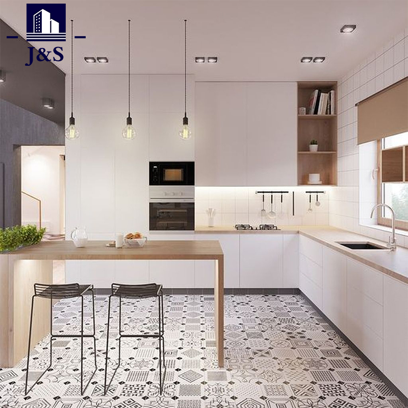 China Lacquer kitchen cabinet
