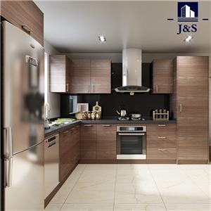 Custom oak maple kitchen base cabinets