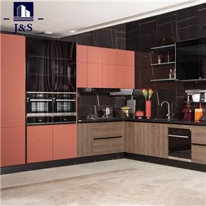 Custom made replacing prefab kitchen cabinets