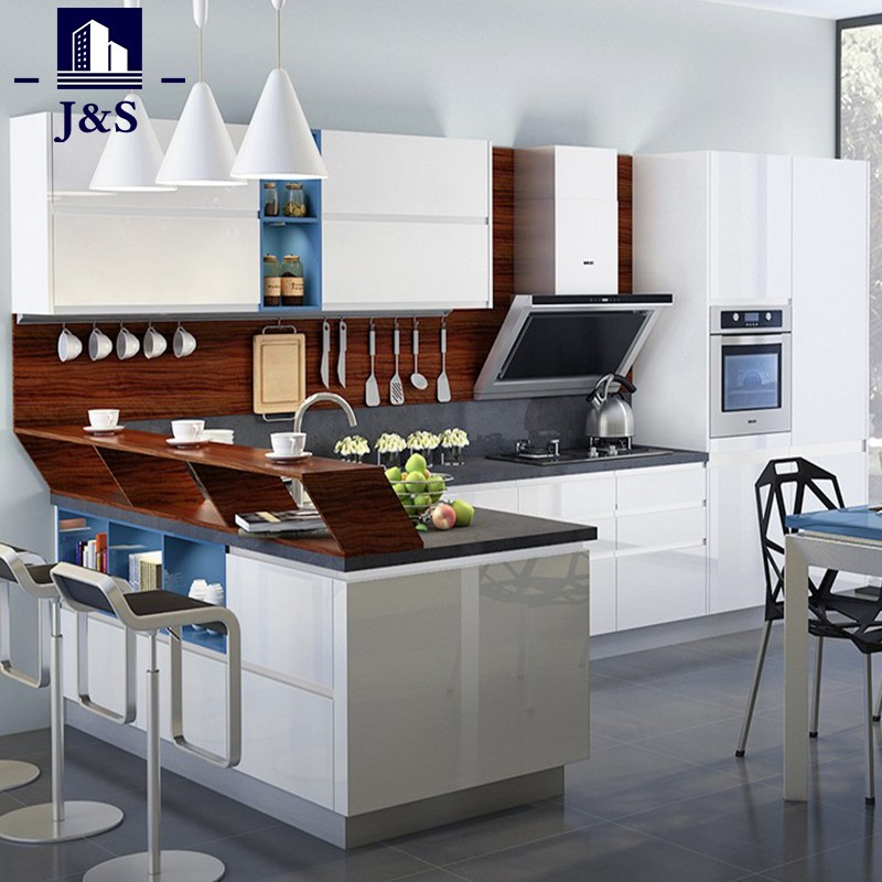 Free standing outdoor discount finished kitchen cbainets