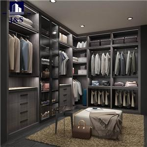 White black pine tall wardrobes with drawers
