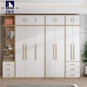 1/2/3/4 door wardrobe interiors wall wardrobe