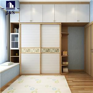 White wardrobe wooden wardrobe storage closet coat armoire