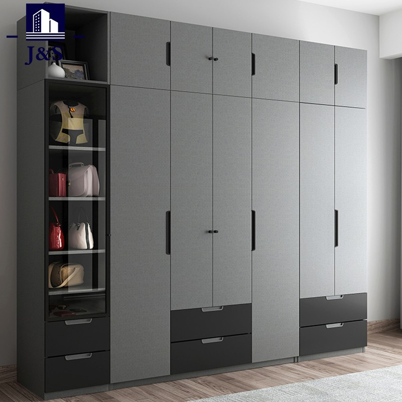 Freestanding closet wardrobe floor to ceiling extra large armoires
