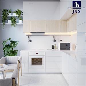 ¿El armario integral blanco es fácil de limpiar? Cómo mantener el gabinete integral blanco