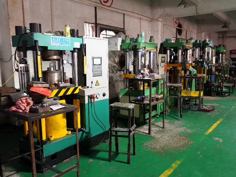 One of the production workshops