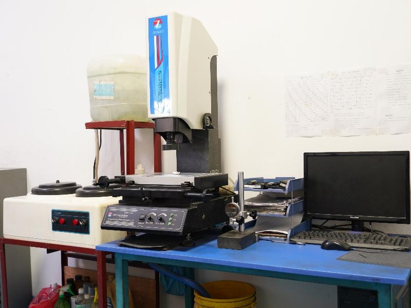 professional heat treatment equipment and advanced numerical control equipment