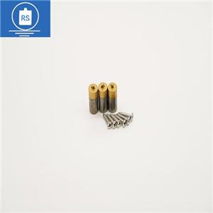 TIN Flat Thread Rolling Die And Dry Wall Screws Dies