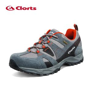Women's Waterproof Suede Leather Lightweight Trekking Trail Sneaker