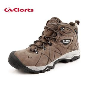 Men's Nubuck Waterproof Hiking Boot Outdoor Backpacking Shoe