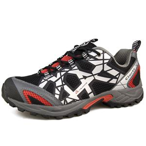 Water Resistant Waterproof Cross Coutry Tail Running Shoes
