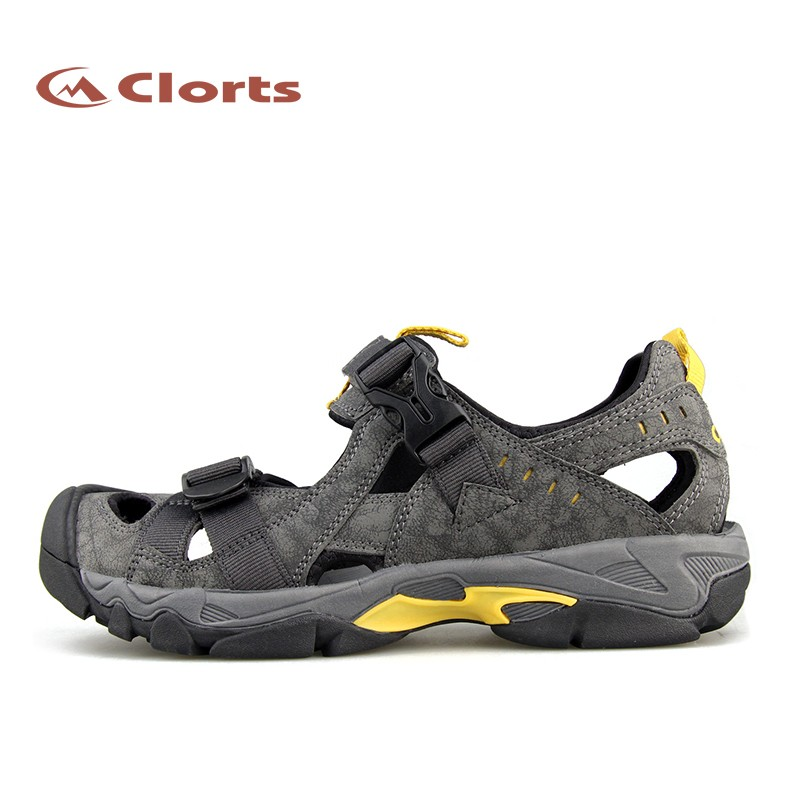 Mens Closed Toe Camping Hiking Sandals