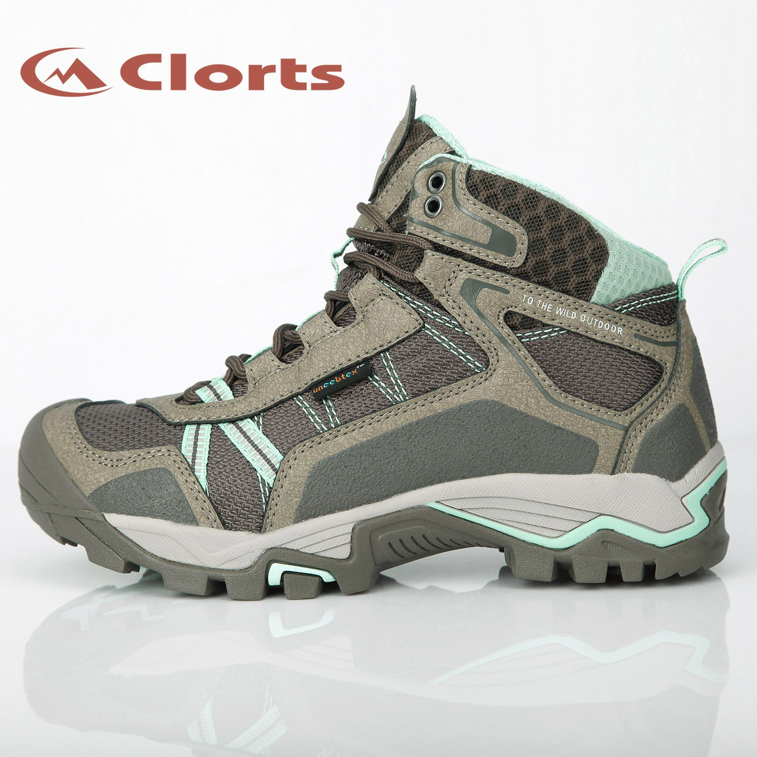 Lightweight Waterproof Mountaineering Boots Hiking Shoes