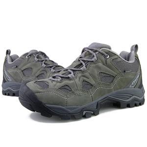 รองเท้าบูทเดินป่าหนังน้ำหนักเบา
