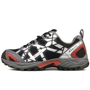 Mens Waterproof Trail Running Boots