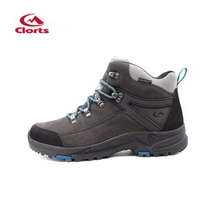 Womens Suede Hiking Boots