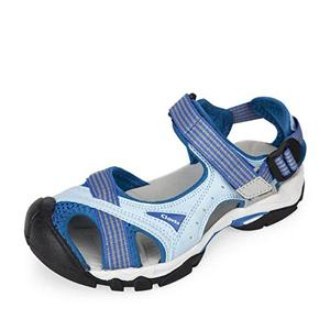 Mens Lightweight Open Toe Outdoor Walking Sandals