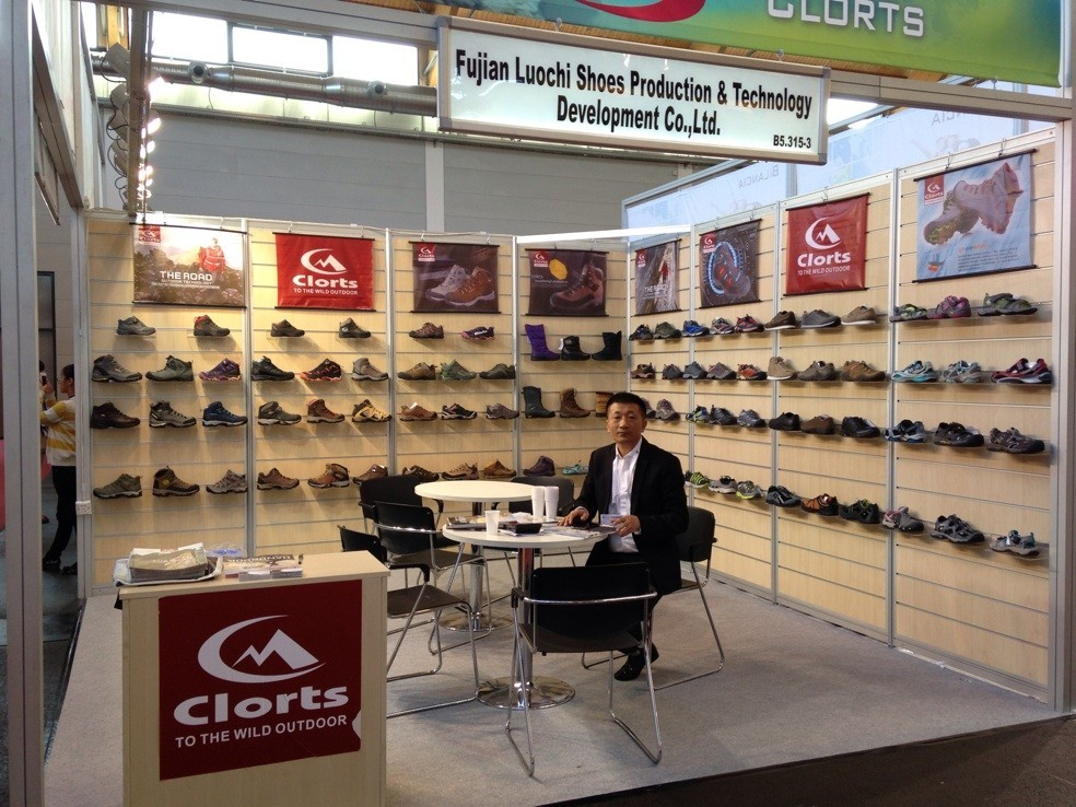 January 2014 Germany Footwear Fair