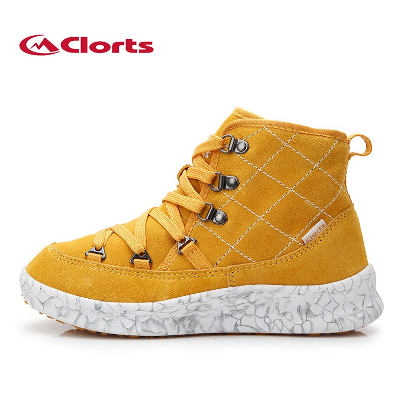 Dames mode snowboots
