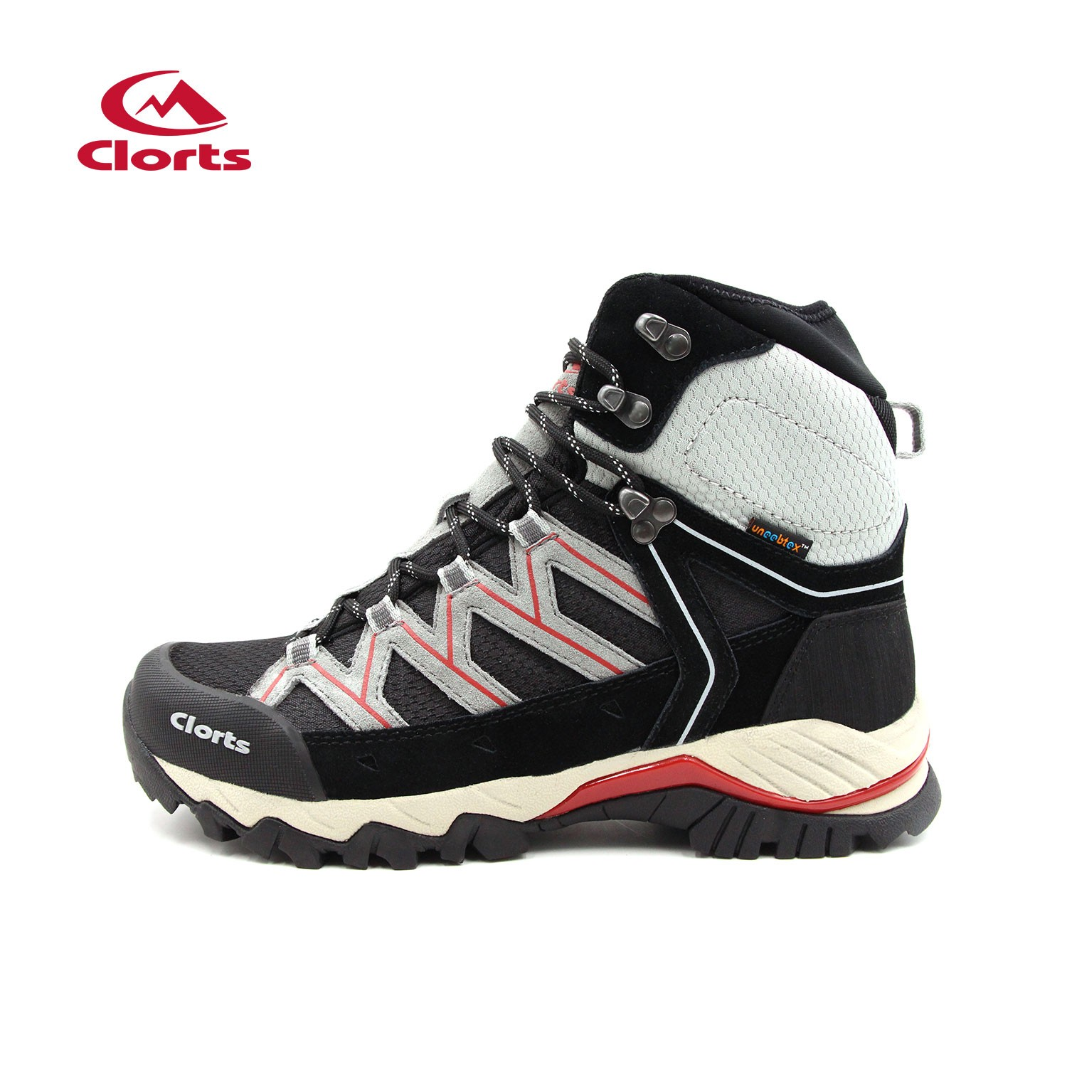 Clorts Mens Mountaineering Hiking Boots White Manufacturers, Clorts Mens Mountaineering Hiking Boots White Factory, Supply Clorts Mens Mountaineering Hiking Boots White