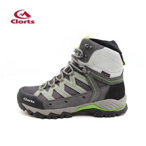 Kuda Dewasa Backpacking Hiking Boots Hijau