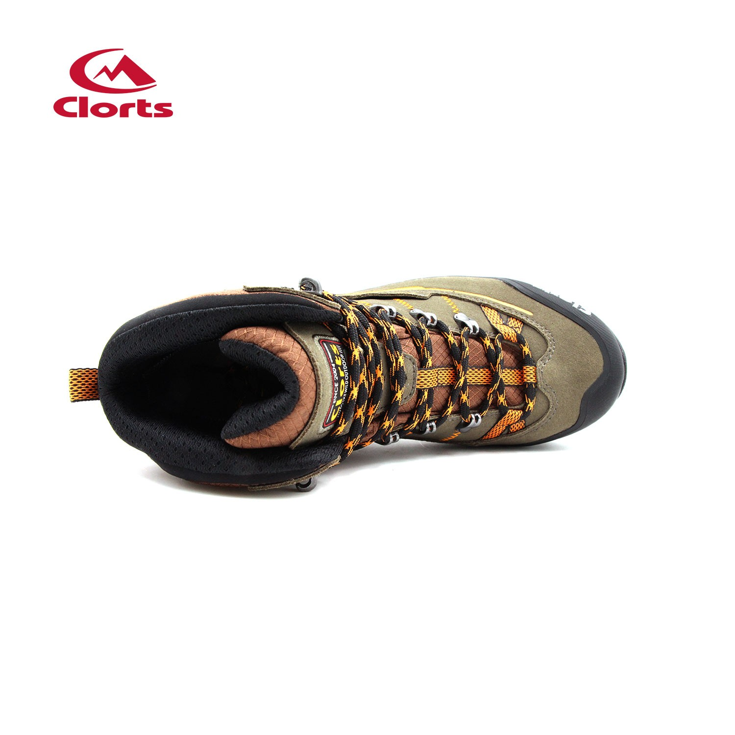 Clorts Mens Mid Outdoor Backpacking Trekking Trails Boots Brown Manufacturers, Clorts Mens Mid Outdoor Backpacking Trekking Trails Boots Brown Factory, Supply Clorts Mens Mid Outdoor Backpacking Trekking Trails Boots Brown