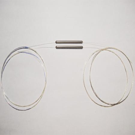 Monolithic Single Mode Coupler