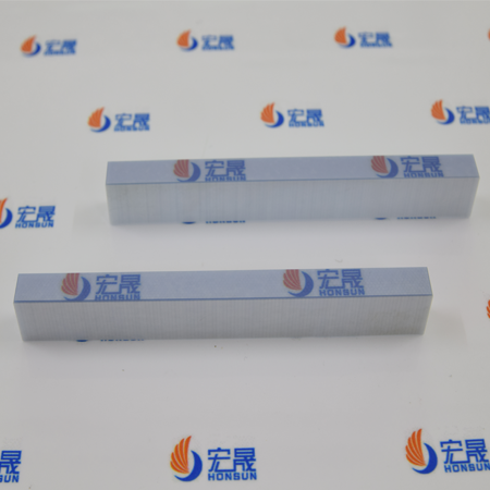Non-Destructive Detector Fiber Optic Plate