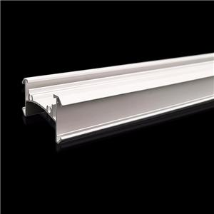 Powder Coated White Aluminium Roller Blind Headrail
