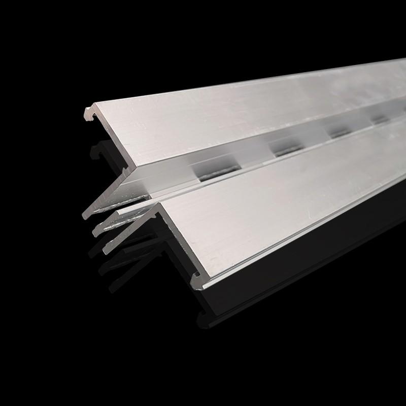 Mill Wykończenie aluminium wytłaczania profilu