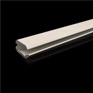 Powder Coated Aluminium Roller Blind Bottom Rail
