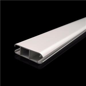 Powder Coating Aluminium Roller Blind Bottom Rail