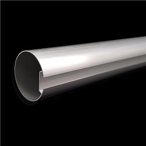 Aluminium Curtain Rail Profile