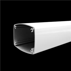 Powder Coated Aluminium Extrusion Profile