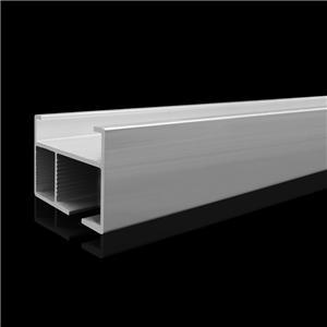 Raw Aluminium Extrusion Profile