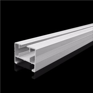 Aluminium Curtain Track Profile For Hospital